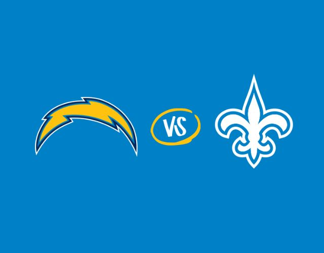 Los Angeles Chargers vs New Orleans Saints live stream