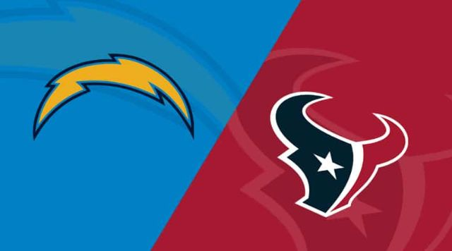 Los Angeles Chargers vs Houston Texans live streaming