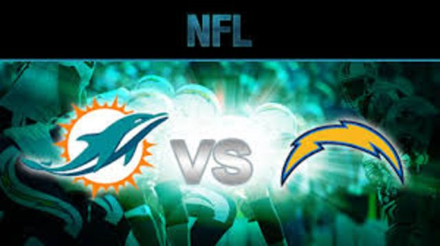 Miami Dolphins vs Los Angeles Chargers live stream