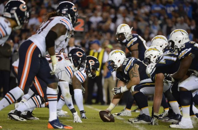 Chicago Bears vs Los Angeles Chargers live stream