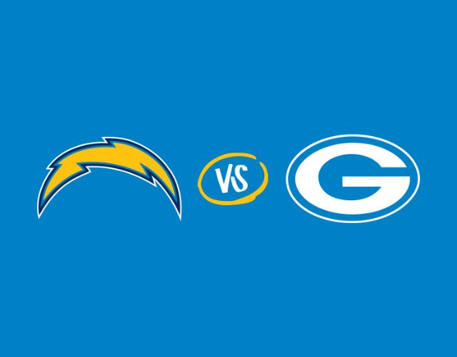 Los Angeles Chargers vs Green Bay Packers live stream