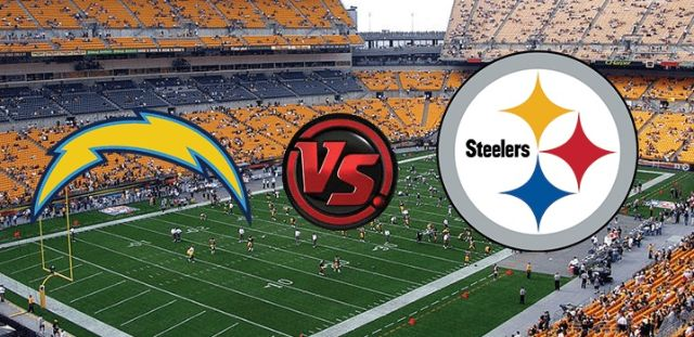 Los Angeles Chargers vs Pittsburgh Steelers live stream