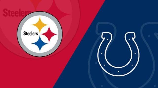 Pittsburgh Steelers vs Indianapolis Colts live stream