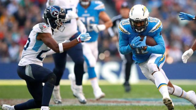 Tennessee Titans vs Los Angeles Chargers live stream