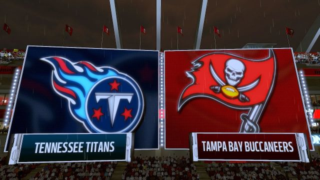 Tennessee Titans vs Tampa Bay Buccaneers live stream