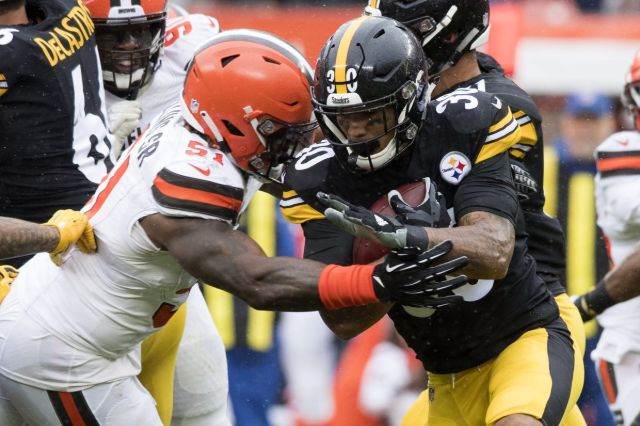 Cleveland Browns vs Pittsburgh Steelers live stream