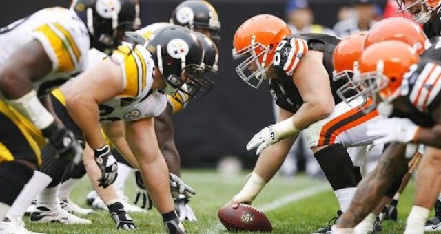 Pittsburgh Steelers vs Cleveland Browns live stream
