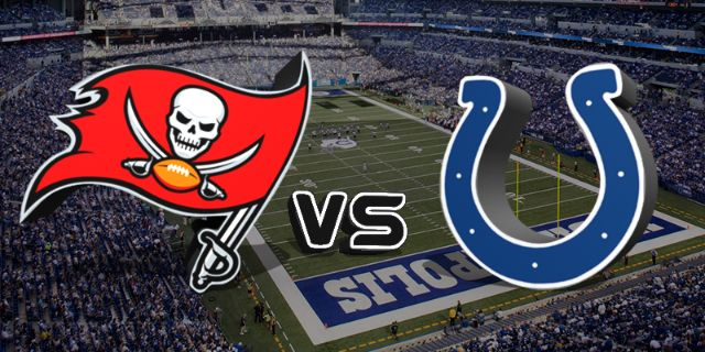 Tampa Bay Buccaneers vs Indianapolis Colts live stream
