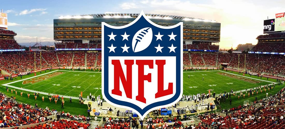 Stream the NFL season Live from anywhere